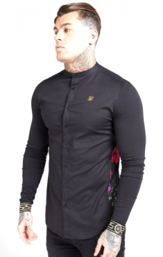 SIK SILK MUSCLE FIT SHIRT