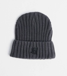 SIKSILK RIBBED CUFF KNIT BEANIE WINTERHAT