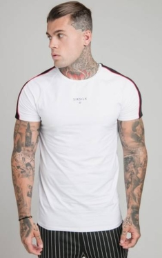 SIKSILK IMPERIAL RAGLAN GYM TEE