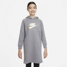 NIKE SPORTSWEAR HOODED DRESS