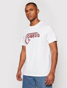 GUESS CREW NECK TEE