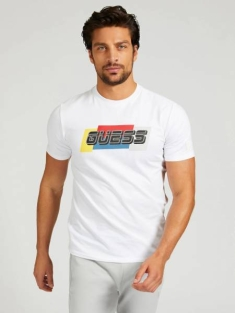 GUESS STRETCH JERSEY 180 TEE