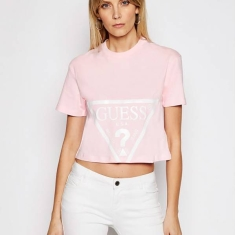 GUESS CROPPED TEE