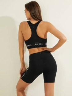 GUESS TOP ECO STRETCH JERSEY BRA