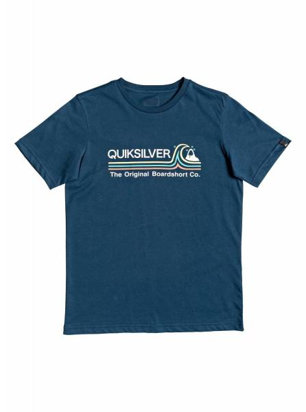 QUIKSLIVER STONE COLD TEE