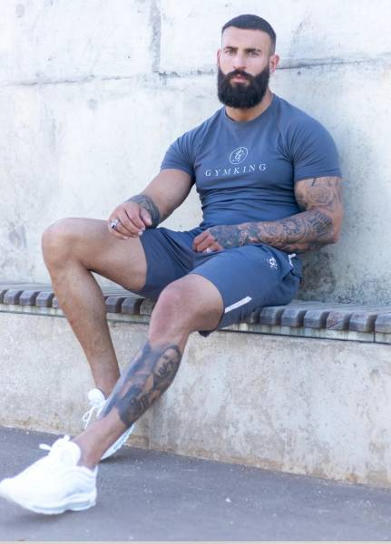 GYM KING SPORT PRO JERSEY SHORT