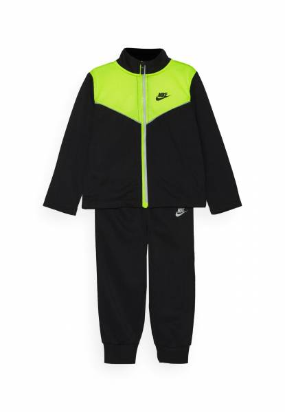 NIKE 2 TONE ZIPPER TRICOT SET