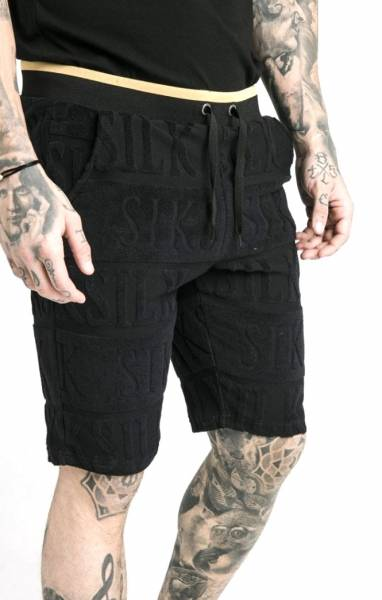 SIKSILK INVERSE GYM SHORT