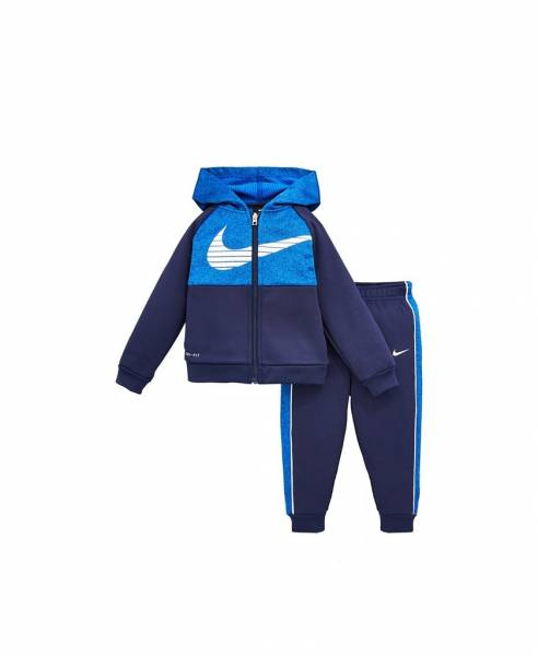 NIKE COLORBLOCK HTR THERMA SET