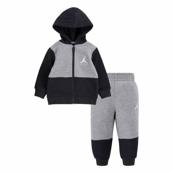 JORDAN JUMPMAN AIR FLEECE SET