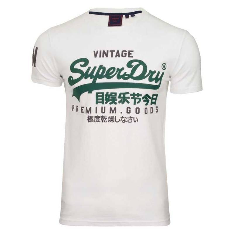 SUPERDRY VINTAGE LABEL TEE