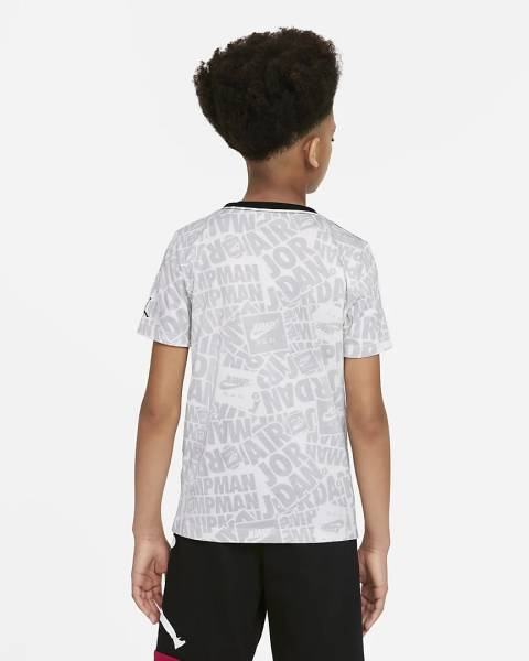 NIKE JORDAN AIR GRAPHIC TEE